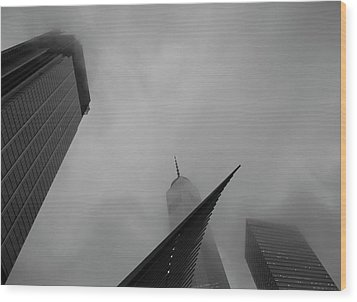 Wood Print featuring the photograph Aspire by Alex Lapidus