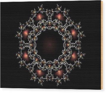 Aurora Graphics 025 Wood Print