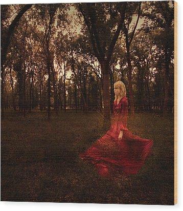 Lost Wood Print by Amber Dopita