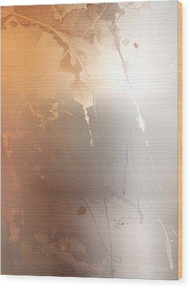 Autumn Iv Wood Print
