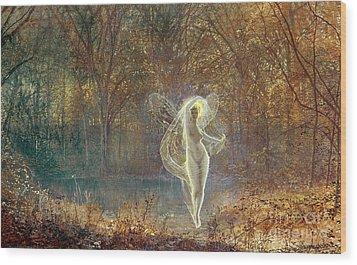 Autumn Wood Print by John Atkinson Grimshaw
