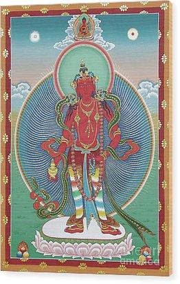 Avalokiteshvara Korwa Tongtrug Wood Print