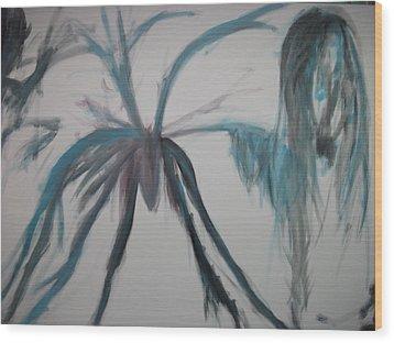 Avatar Spirit Wood Print by Randall Ciotti