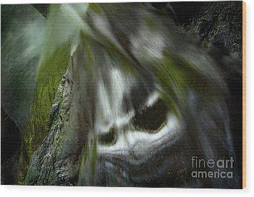 Wood Print featuring the photograph Awesome by Tatsuya Atarashi