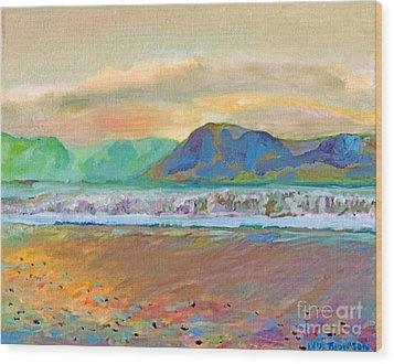 Ballenskelligs Bay Wood Print