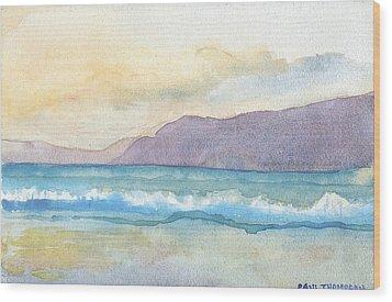 Ballenskelligs Beach Wood Print