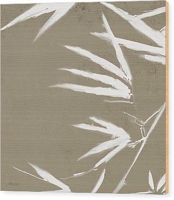 Bambo01 Wood Print