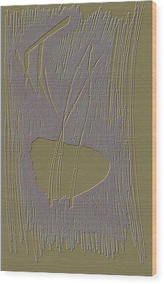 Wood Print featuring the photograph Bamboo by Viktor Savchenko