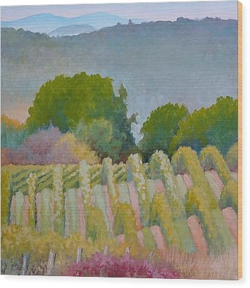 Barboursville Vineyards 1 Wood Print