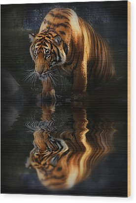 Beautiful Animal Wood Print