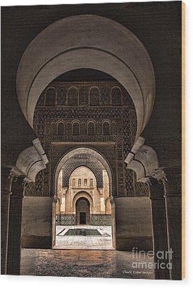 Ben Youssef IIi Wood Print