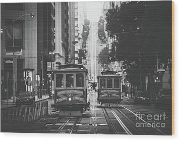 Best Of San Francisco Wood Print