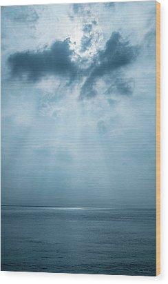 Beyond Wood Print by Wim Lanclus