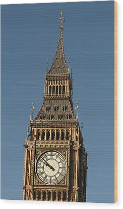 Wood Print featuring the photograph Big Ben by Andrei Fried