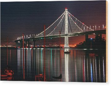 Wood Print featuring the photograph Billion Dollar View by Peter Thoeny