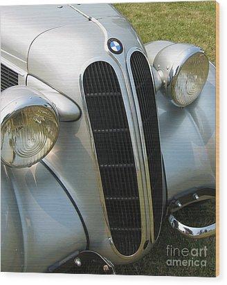 BMW Wood Print
