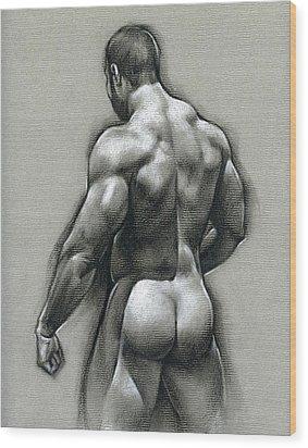 Bob Wood Print by Chris Lopez