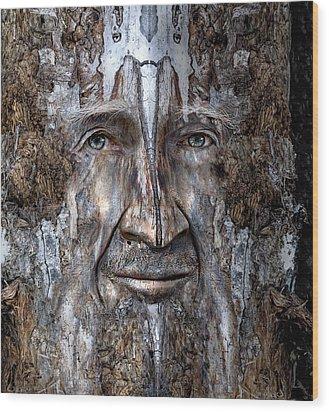 Bobby Smallbriar Wood Print