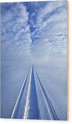 Wood Print featuring the photograph Boundless Infinitude by Phil Koch