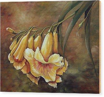 Bountiful Wood Print
