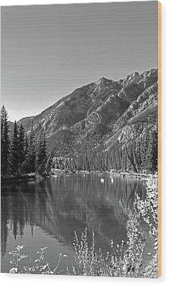 Bow River No. 2-2 Wood Print
