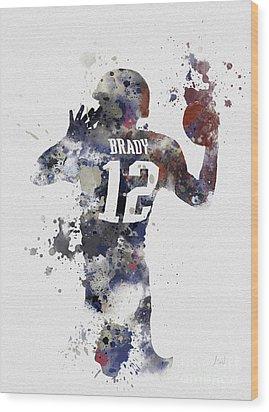 Brady Wood Print