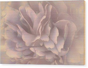 Wood Print featuring the photograph Breeze In Pastel Pearl by Darlene Kwiatkowski