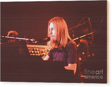 Music- Concert Grateful Dead Wood Print