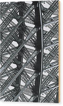 Bridge No. 7-1 Wood Print