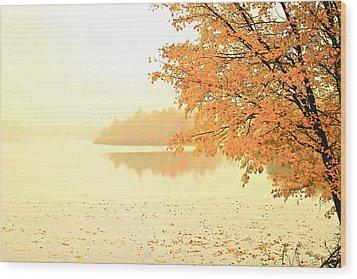 Bright Awakening Wood Print
