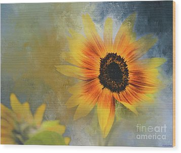 Brighter Than Sunshine Wood Print