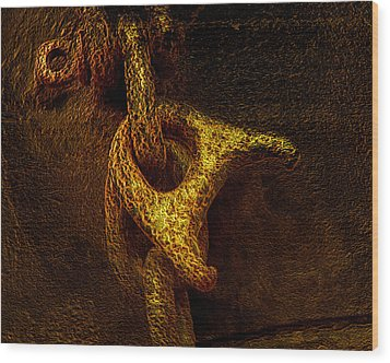 Bronze Age  Wood Print by Roger Soule