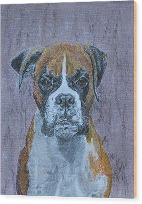 Bruce Wood Print