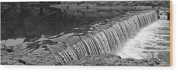 Brushy Creek II Wood Print