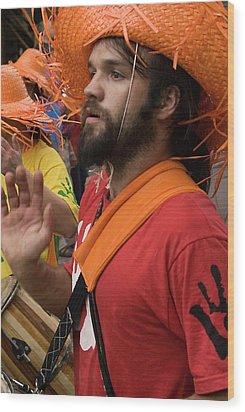 Buenos Aires Parade 1 Wood Print