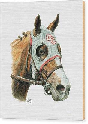California Chrome  2016 Wood Print