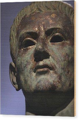 Caligula Wood Print