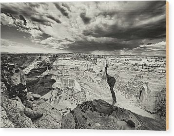 Canyon De Chelly  Wood Print by George Oze