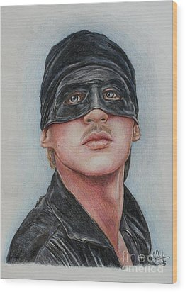 Cary Elwes / Westley / The Princess Bride Wood Print