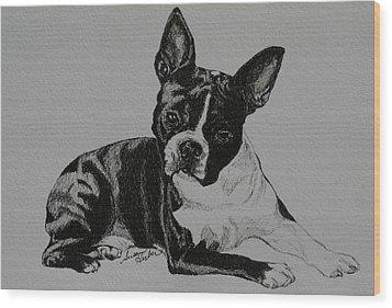 Cashman Wood Print