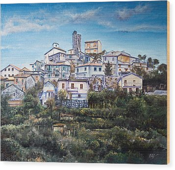 Castello Wood Print
