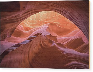 Wood Print featuring the photograph Cave Of Dreams by Patricia Davidson