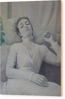 Cecily Wood Print
