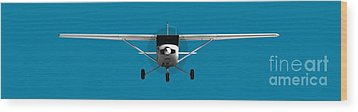 Cessna 152 Wood Print