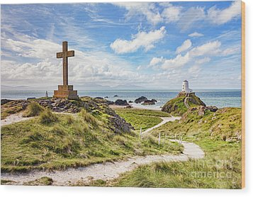 Wood Print featuring the photograph Christian Heritage by Colin and Linda McKie
