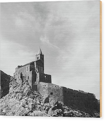 Church Of San Pietro II Wood Print