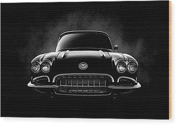 Circa '59 Wood Print