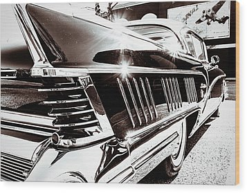 Classic Buick IIi Wood Print