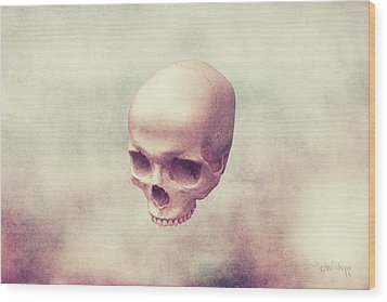 Wood Print featuring the digital art Classical Levity by Joseph Westrupp