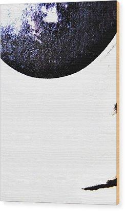 Club 27 Wood Print by Jerry Cordeiro